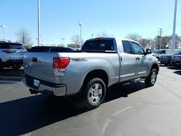 100 4wd Truck PreOwned 2010 Toyota Tundra 4WD Dbl 57L V8 6Spd AT Pickup