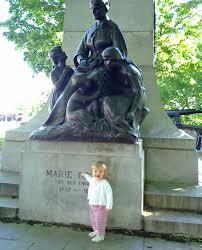 100 Louis Hebert 11th Great Grandparents And Marie Rollet This