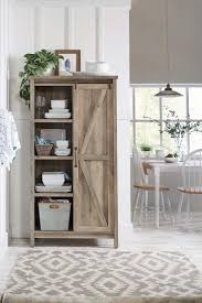 Modern Farmhouse Storage Cabinet Diningroom Furniture