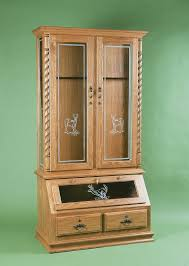 Diy Hidden Gun Cabinet Plans by Locking Gun Cabinet Plans Best Cabinet Decoration