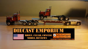 100 Tonkin Trucks Replicas N Stuff Cat CT680 Day Cab Tractor Custom