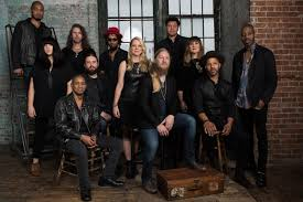 100 Derek Trucks Father Tedeschi Band Tops Levitate Lineup