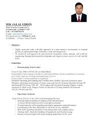 Resume Sample For Jobs In Dubai With Format Create Perfect Cv