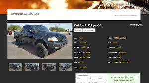 2003 Ford F150 Super Cab - Buy Here Pay Here Trucks Phoenix 500 ... Rays Used Cars Inc Buy Here Pay 2005 Ford F150 Pictures 2014 Gmc Sierra No Credit Check Used Cars Lake Havasu Az In House Auto Car Search Florida Dealers Chevrolet Silverado 1500 4x4 Chevy Silverado Pladelphia Bupayhere Hashtag On Twitter The King Of Kingofcreditmia 2007 1138 Best Automotive Llc Ram For Sale