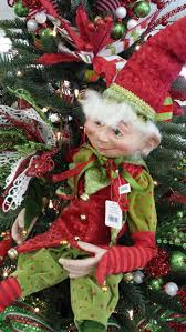 Raz Christmas Decorations Online by 27 Best Christmas Elf Decor Images On Pinterest Christmas Elf
