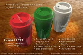 CPET Uses 70 Recycled PET Plastics And Is Recyclable