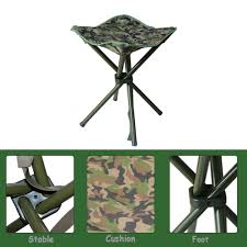 AGOOL Portable Folding Stool Outdoor Square Slack Chair Lightweight ... Camping Chair Folding Hunting Blind Deluxe 4 Leg Stool Desert Camo Camp Stools Four Legged With Sand Feet And Bag Set Of 2 Red Wisconsin Badgers Portable Travel Table National Public Seating 5200 Series Metal Reviews Folding Chair Set Carpeminfo 5 Piece Outdoor Fniture Pnic Costway Alinum Camouflage Hiking Beach Garden Time Black Plastic Patio Design Ideas Indoor Ding Party