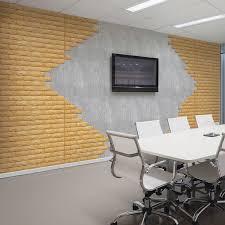 A06504 Peel And Stick Wall Mosaic Foam Block Brick Design 10 Sheets 484 SqFt
