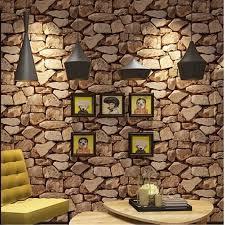beibehang gehobenen retro persönlichkeit stein muster marmor kultur stein tapete wohnzimmer bar café ziegel tapete