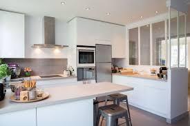 cuisine et maison cuisine avec verrière intérieure 6 exemples réussis côté maison