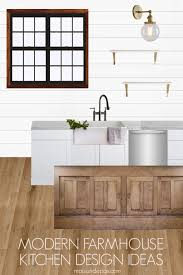 Rustic Modern Kitchen Ideas Rustic Modern Farmhouse Kitchen Design Ideas Maison De Pax