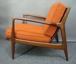 Kofod Larsen Selig Lounge Chair by Vintage 50s Kofod Larsen Selig Danish Mid Century Modern Walnut