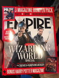 100 O At Home Magazine Perry Bree On Twitter Just Snatched A Copy Of Empiremagazine On