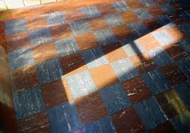 more vintage 9x9 asbestos floor tile checker pattern flickr