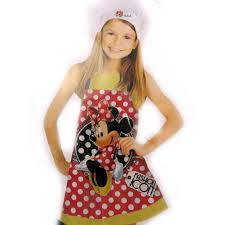 tablier de cuisine enfant tablier de cuisine enfant toque minnie