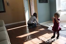 our living room renovation installing pergo xp flooring diy