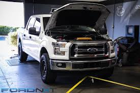 100 Adrenaline Truck Performance Installing SOS Coils Yields Easy Gains On An EcoBoost F150