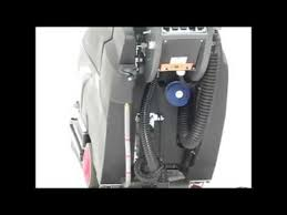 Viper 28t Floor Scrubber by Viper Fang20hd Floor Scrubber Auto Scrubber Youtube