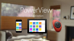 powerview motorization hunter douglas