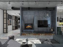 100 Loft Designs Ideas Industrial Apartment Design With Elegant Dark