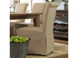 Parsons Chair Slipcovers Shabby Chic by Slater Mill Pine Slipcover Skirted Parson Chair With Linen Look
