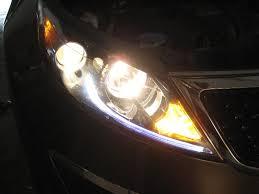 kia sportage headlights all about kia