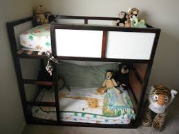 Low To The Ground Bunk Beds by Crafting Weasels Toddler Bunk Bed