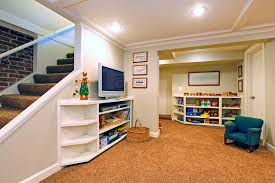 9 Crafty Cool and Crazy Ideas for a Finished Basement for Kids