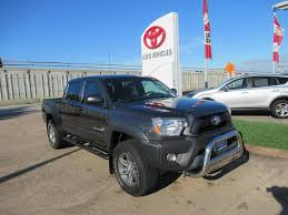Used 2014 Toyota Tacoma PreRunner Truck 55888 21 77065 Automatic ...