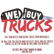 100 We Buy Trucks Cast Iron Auto Is Now Buying Select Cast Iron Auto LLC Facebook