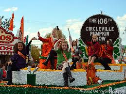 Pumpkin Festival Circleville Ohio 2 by October 2012 Denny G U0027s Road Trips Blog