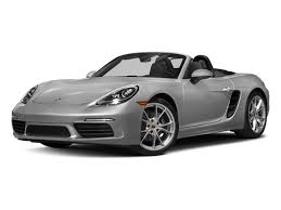 2018 Porsche 718 Boxster Price, Trims, Options, Specs, Photos ...