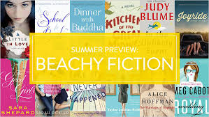 Summer 2015 Beachy Fiction Preview Judy Blume Meg Cabot Sara Shepard And More Authors To Take The Beach