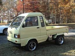 100 Hijet Mini Truck Daihatsu Parts