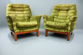 Namco Outdoor Furniture Nz by Mid Century Fler Flerena Pair Of Teak Arm Chairs Retro Vintage
