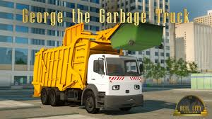 George The Garbage Truck - Real City Heroes (RCH) - Videos For ... Garbage Truck Video Kids Trucks Teaching Colors Learning Blippi Coloring Book Marvelous Ficial Tourmandu For Toddlers For Beautiful Amazon Toy With Monster Fire Collection Vol 1 Numbers Garbage Truck Videos Kids Preschool Kindergarten Great Pages Trash Trucks Kids Crane Mllwagen Mit Kran Ariplay Basic Colours Elegant Bruder