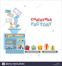 Ilustración De Bolsa Con Cartas A Santa Claus Saco Grande Con El