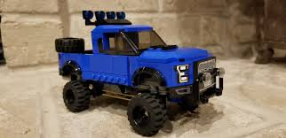 100 How To Make A Lego Truck Ford Raptor With Mods To Make It An Offroad Race Truck S