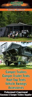 Austrack Campers - Camper Trailers & Caravans - BLUEYS BEACH