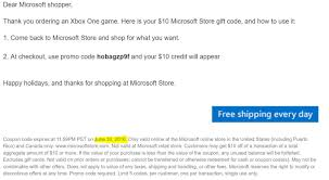 PSA - If You Purchased Games On Black Friday From The ... Microsoft Offering 50 Coupon Code Due To Surface Delivery Visio Professional 2019 Coupon Save Upto 80 Off August 40 Wps Office Business Discount Code Press Discount Codes Goodwrench Service Coupons Safeway Promo Free When Does Nordstrom Half 365 Home Print Store Deals 30 Disk Doctors Mac Data Recovery How To Get Microsoft Store Free Gift Card Up 100 Coupon Code Personal Discounts October Pin By Vinny On Technology Development Courses 60 Aiseesoft Pdf Word Convter With Codes 2 Valid Coupons Today Updated 20190318
