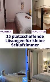15 platzschaffende lösungen für kleine schlafzimmer