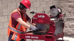 Husqvarna Tile Saw Canada by Mk 2000 Series Masonry Saws Youtube