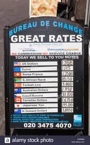 bureau de change 3 bureau de change foreign exchange rate board