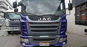 Patio Tuerca Ecuador Camiones by Jac Hfc 1134 2015 Camión Grande Más De 15 Ton En Cuenca Azuay