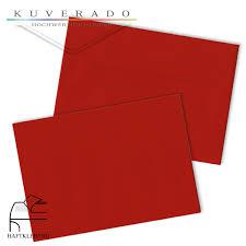 Rote Briefumschläge DIN C6 114x162 Mm Intensivrot Haftklebend KUVERADO 1 45 X20ac Briefmarke Gewicht