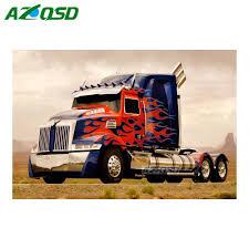 2018 MU 3D Metal Puzzle Optimus Prime Truck New Model DIY 3D Laser ...