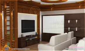 Tv Room House Interior Design Kannur Kerala Home And ... Home Design Interior Kerala Beautiful Designs Arch Indian Kevrandoz Style Modular Kitchen Ideas With Fascating Photos 59 For Your Cool Homes Small Bedroom In Memsahebnet Pin By World360 On Ding Room Interior Pinterest Plans Courtyard Inspiration House Youtube Traditional Home Design Kerala Style Designs Living Room Low Cost Best Ceiling Of Hall