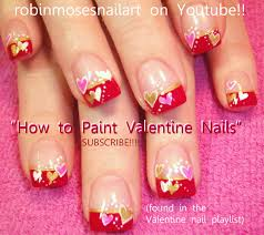 How To Paint Hearts, Easy Heart Nail, Heart Nails, Raggedy Ann ... Nails Designs In Pink Cute For Women Inexpensive Nail Easy Step By Kids And Best 2018 Simple Cute Nail Designs Acrylic Paint Nerd Art For Nerds Purdy Watch Image Photo Album Black White Art At 2017 How To Your Diy New Design Ideas Uniqe Hand Fingernails Painted 25 Tutorials Ideas On Pinterest Nails Tutorial 27 Lazy Girl That Are Actually Flowers Anna Charlotta
