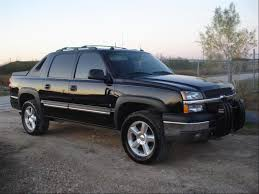 2004 Chevrolet Avalanche Information and photos ZombieDrive