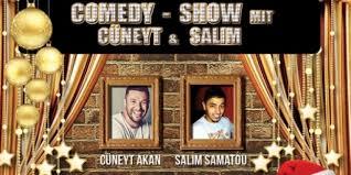 das wohnzimmer präsentiert comedy mit cüneyt salim